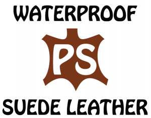 waterproof suede leader